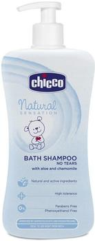 Chicco Natural Sensation Bath Shampoo No Tears (500 ml)
