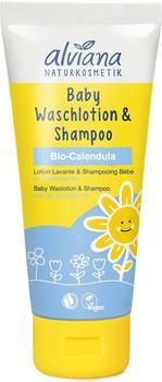 Alviana Baby Waschlotion & Shampoo (200ml)