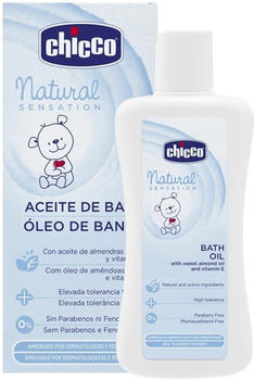 Chicco Natural Sensation bath Oil (200 ml)