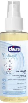 Chicco Natural Sensation Massage Oil (100 ml)