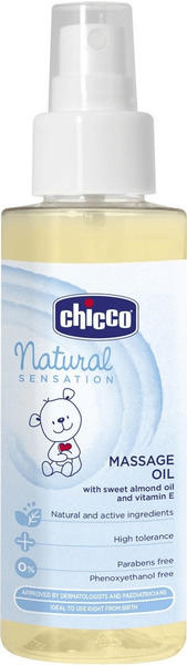 Chicco Natural Sensation Massage Oil (100 ml)