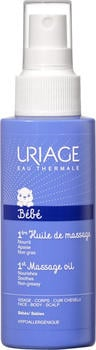 Uriage Bébé 1st massage oil (100 ml)