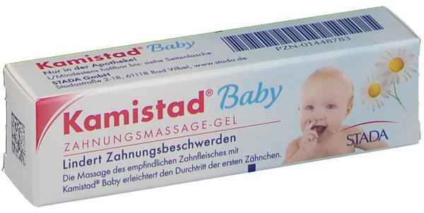Stada Kamistad Baby Zahnungsmassage-Gel (10 Milliliter)