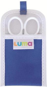Luma Babynagelschere L219 blau