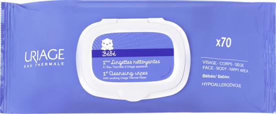 Uriage Baby wipes (x 70)
