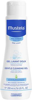 Mustela Normal skin - Gentle cleansing gel (200 ml)