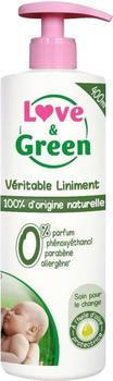 Love & Green Nappy rash cream (400 ml)