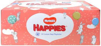 Kleenex Huggies Happies Baby-Pflegetücher (100 Stück)