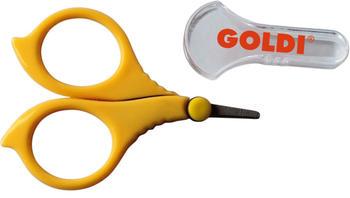 Goldi Baby Nagelschere mit Schutzkappe