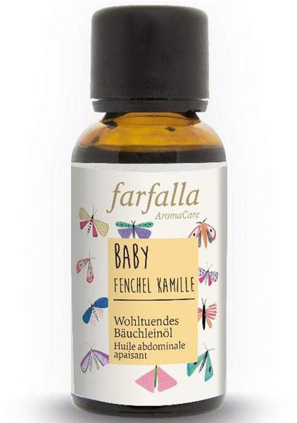 Farfalla Baby Bäuchleinöl Fenchel & Kamille 30ml