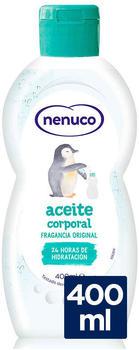 Nenuco Moisturising oil (400 ml)