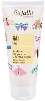 Farfalla Baby Rose Zärtliche Pflegecreme (100 ml)