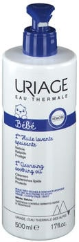 Uriage 1s Cleansing Soothing Oil (500 ml)