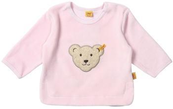 steiff-nicki-sweatshirt-mit-baerchen-rosa