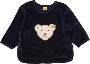 Steiff Nicki-Sweatshirt mit Bärchen marine