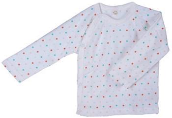 PoPoLini Iobio Kimono Shirt 1/1 Sleeve Rib 093211 konfetti