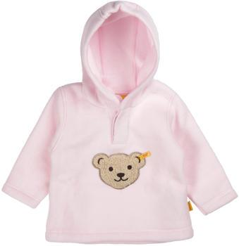 Steiff Sweatshirt Fleece barely pink (0006863-2560)
