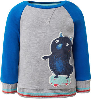 Tom Tailor Sweatshirt mit Print (60000568) blue