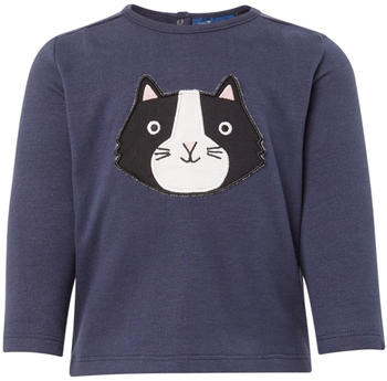 Tom Tailor Sweatshirt mit Print (60001804) blue