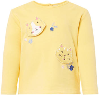 Tom Tailor Sweatshirt mit Print (60001804) yellow