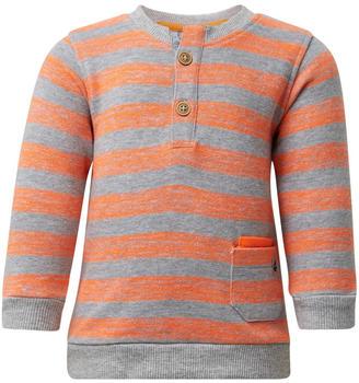 Tom Tailor Gestreiftes Sweatshirt (60001147) pink