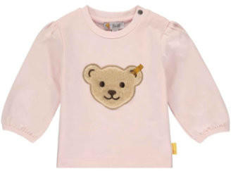 Steiff Sweatshirt barely pink (L002011112-2560)