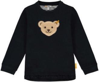 Steiff Girls Sweatshirt black iris (L002012531-3032)