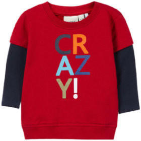 Name It Sweatshirt Olli jester red (13157519)