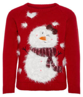 Name It Boys Pullover Nmmral jester red (13159570)