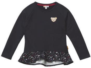 Steiff Girls Sweatshirt black iris (L001922613-3032)