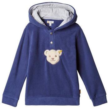 Steiff Boys Sweatshirt with Hood patriot blue (L001921125-6033)