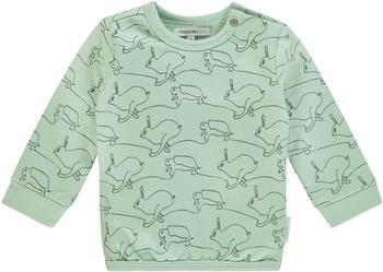 Noppies Sweatshirt Tavares grey mint (84513-C175)