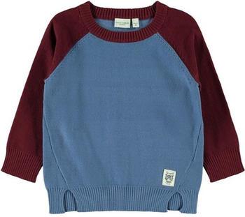 Name It NMMVASPER LS KNIT (13169283) dutch blue