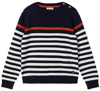 Name It Nkmoctopus Ls Knit (13180903) dark sapphire