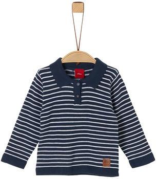 S.Oliver Pullover blue stripes (61.2392-57H4)