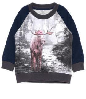 Name It Boys Sweatshirt Walle dress blues (13134045-2)