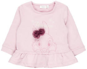 Name It Girls Sweatshirt Nbfthumper dawn pink (13151539-2)