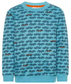 Name It Boys Sweatshirt Nmmolsonas delphinium blue (13158211-2)