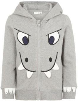 Name It Boys Sweatshirt Nidino grey melange (13168993-2)