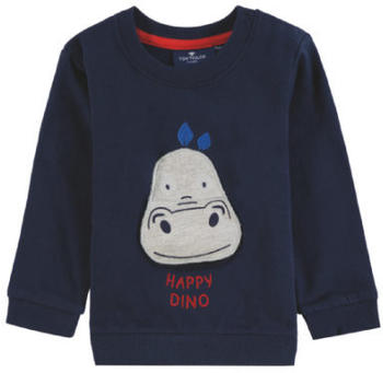 Tom Tailor Baby Boys Sweatshirt blue (25319070022-3800)