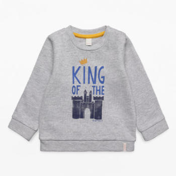 Esprit Boys Sweatshirt light heather grey (RK15062-221)