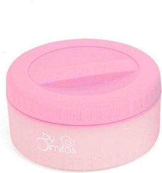 Olmitos Baby Food Vacuum Flask Pink
