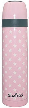Olmitos vacuum Flask Stainless Steel pink