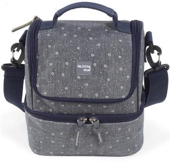 Walking Mum Insulated bag Dreamer blue