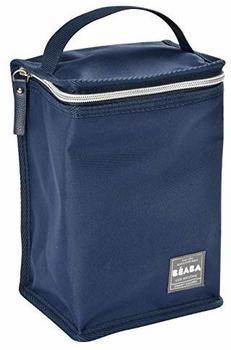 Beaba Isothermal bottle bag blue/silver
