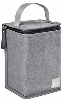 Beaba Isothermal bottle bag heather grey