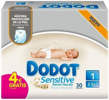 Dodot Sensitive 1 (2-5 kg)