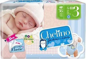 Chelino Fashion & Love 3 (4-10 kg)