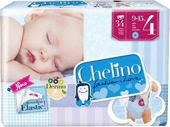 Chelino Fashion & Love 4 (9-15 kg)