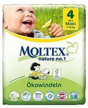 Moltex Nature No. 1 Maxi Peanuts (Größe 4) 4er x 30St.